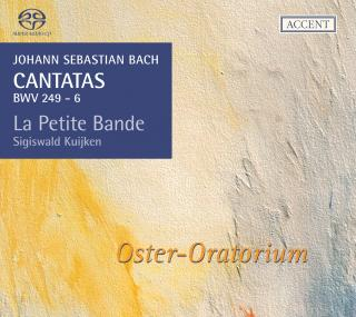 Bach: Cantatas For The Liturgical Year Volume 13 - La Petite Bande/Kuijken, Sigiswald