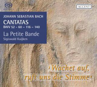 Bach: Cantatas For The Liturgical Year Volume 15 - La Petite Bande/Kuijken, Sigiswald