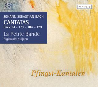 Bach: Cantatas For The Liturgical Year Volume 16 - La Petite Bande/Kuijken, Sigiswald