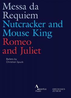 Ballets by Christian Spuck from the Opernhaus Zürich - Verdi: Requiem / Tchaikovsky: Nutcracker & Mouse King / Prokofiev: Romeo & Juliet