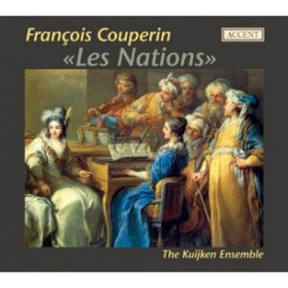 (Couperin,F. (Les Nations) Kuijken Ensemble -