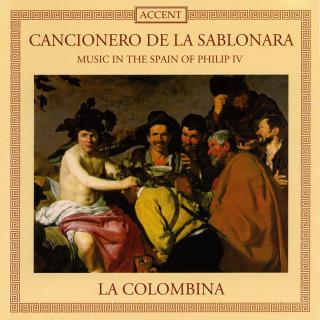 (Cancionero De La Sablonara-Music In The Spain Of Philip - LA COLOMBINA