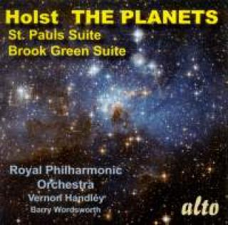 Holst Planets StPaul Suite - Vernon Handley RPO