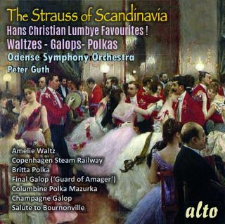 """The Strauss of Scandinavia"" – The Best of Lumbye - Odense Symphony Orchestra"