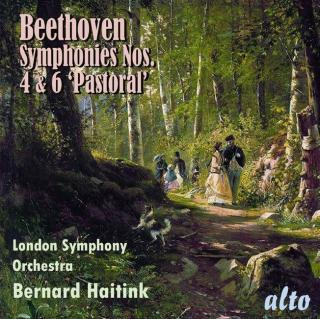 Beethoven, Ludwig van: Symphonies 4 & 6 - London Symphony Orchestra / Haitink, Bernhard