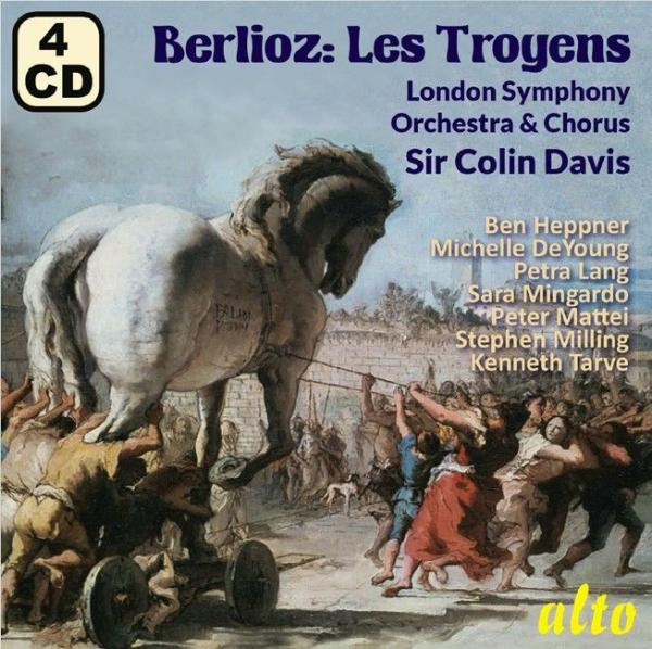Berlioz, Hector: Les Troyens <span>-</span> London Symphony Orchestra & Chorus / Davis, Sir Colin
