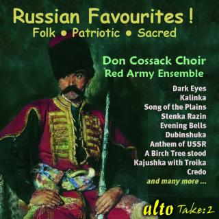 Russian Favourites ! - Don Cossack Choir / Red Army Ensemble