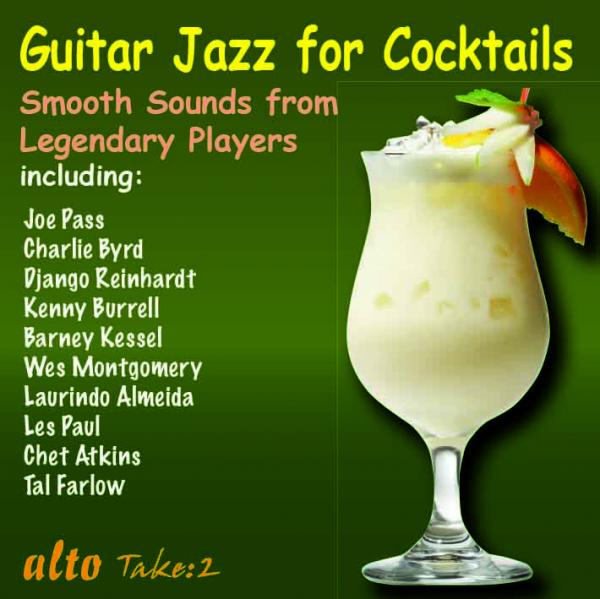 Guitar Jazz for Cocktails <span>-</span> Diverse utøvere