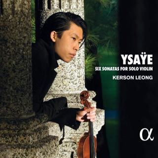 Six Sonatas for Solo Violin - Leong, Kerson
