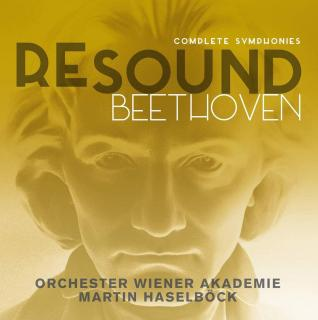 Resound Beethoven - Complete Symphonies - Orchester Wiener-Akademie / Haselbock, Martin