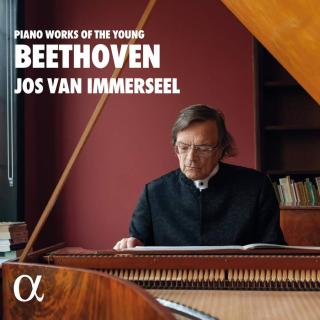 Piano Works of the Young Beethoven - Immerseel, Jos van (fortepiano)