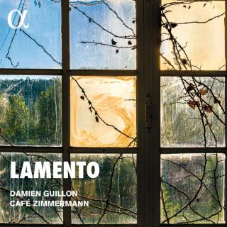 Lamento - Guillon, Damien (counter-tenor) / Cafe Zimmermann