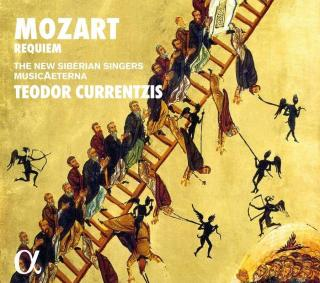 Mozart: Requiem - Currentzis, Teodor / MusicAeterna / The New Siberian Singers
