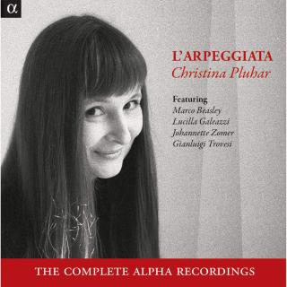 Christina Pluhar: The Complete Alpha Recordings - Pluhar, Christina / L'Arpeggiata