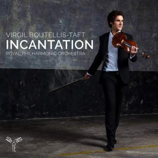 Incantation - Boutellis-Taft, Virgil (violin)