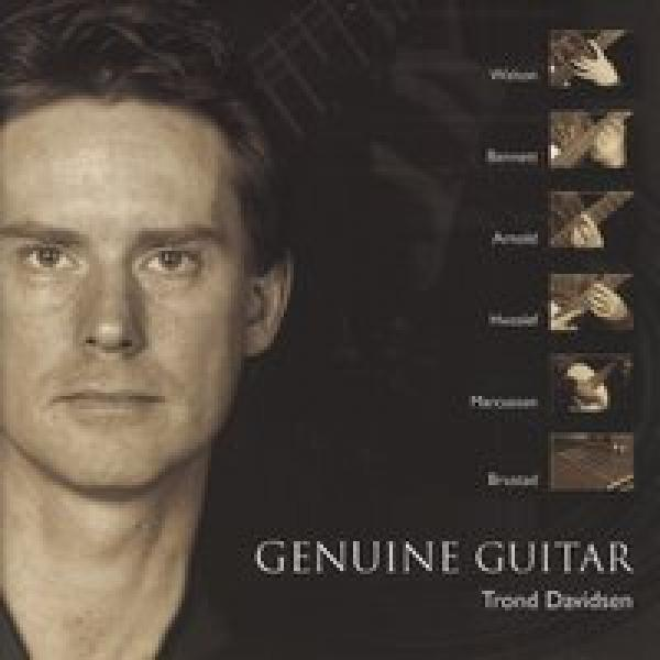Genuine Guitar <span>-</span> Davidsen,Trond
