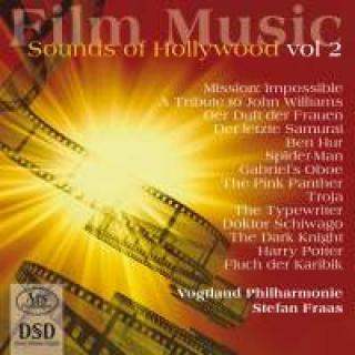 Williams/Schifrin/Mancini/Rosza/Jarre/Anderson/+ - Film Music - Sounds Of Hollywood Vol. 2 - Fraas/Vogtland Philharmonie -