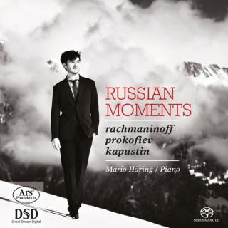 Russian Moments - Klavermusikk - Häring, Mario (piano)