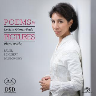 Poems & Pictures – Piano Works - Gomez-Tagle, Leticia - piano