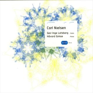 Carl Nielsen: Works for violin - Geir Inge Lotsberg