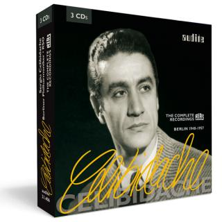 Edition Sergiu Celibidache | The Complete Rias Recordings -