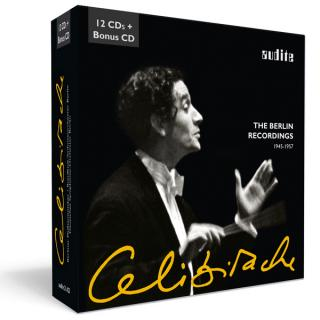 Sergiu Celibidache: The Berlin Recordings -