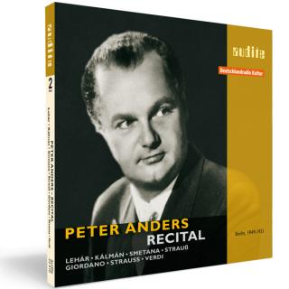 Peter Anders - Recital