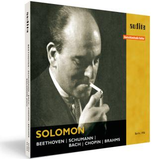 Solomon Plays Beethoven, Schumann, Bach, Chopin & Brahms -