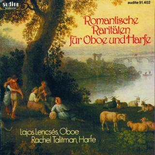 Romantic Rarities For Oboe And Harp -