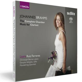 Johannes Brahms: The Complete Chamber Music For Clarinet -