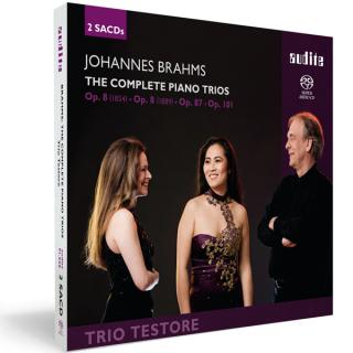 Johannes Brahms: The Complete Piano Trios -