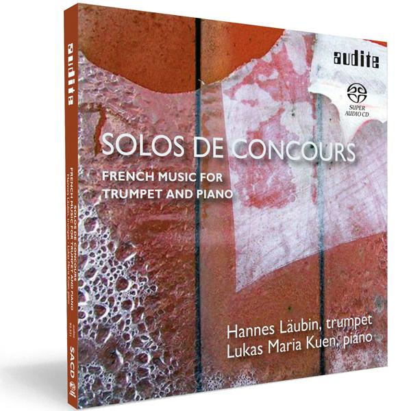 Solos De Concours - French Music For Trumpet And Piano <span>-</span>