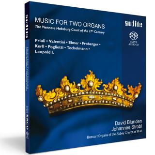 Music For Two Organs -