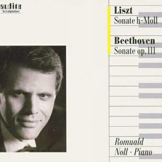 F. Liszt: Sonata In B Minor & L. V. Beethoven: Sonata No. 32 In C Minor -