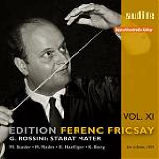Edition Ferenc Fricsay (Xi) - G. Rossini: Stabat Mater -