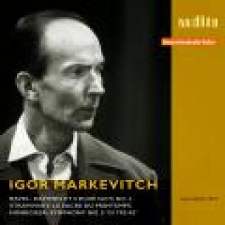 Igor Markevitch Conducts Ravel, Stravinsky And Honegger -