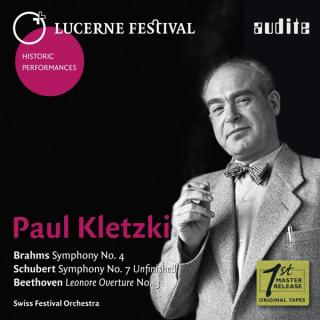 Lucerne Festival Historic Performances Vol. IX - Kletzki, Paul