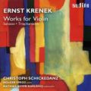 Ernst Krenek: Works For Violin -