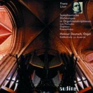 F. Liszt: Symphonic Poems In Organ Transcriptions -