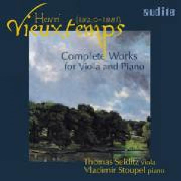 H. Vieuxtemps: Complete Works For Viola & Piano <span>-</span>