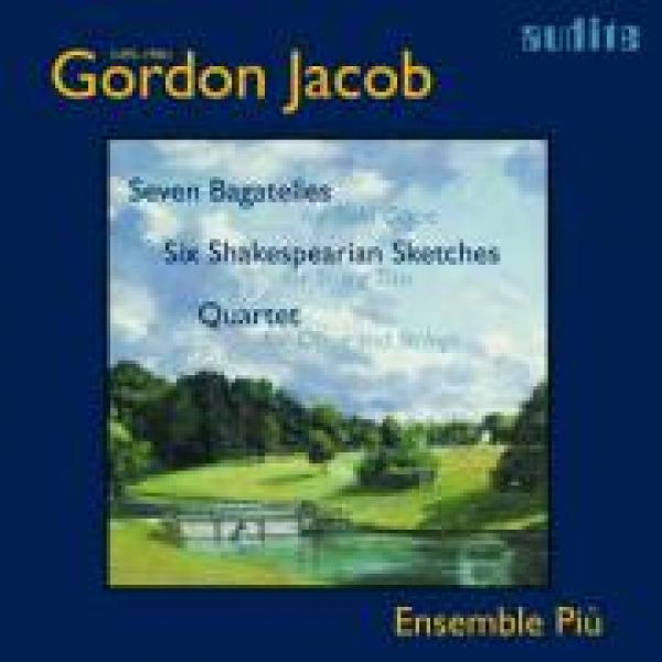 G. Jacob: Works For Oboe And Strings <span>-</span>
