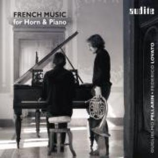 French Music For Horn And Piano -