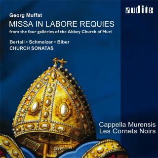 Muffat, Georg: Misse in labore regules - Cappella Murensis & Les Cornets Noirs