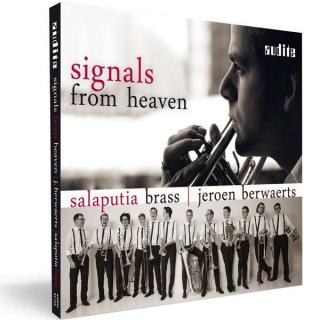 Signals from Heaven - Berwaerts, Jeroen – trumpet / vocals