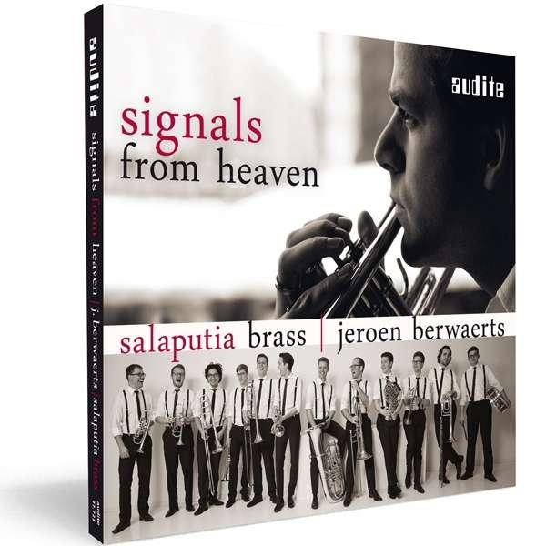 Signals from Heaven <span>-</span> Berwaerts, Jeroen – trumpet / vocals