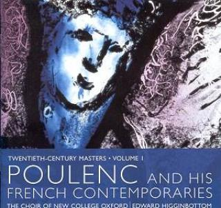 Poulenc And His Contemporaries - Twentieth Century Masters Volume 1 - Edward Higginbottom