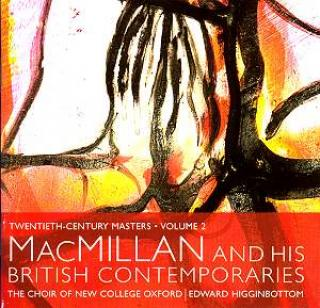 Macmillan And His British Contemporaries - Twentieth Century Masters Volume 2 - Edward Higginbottom