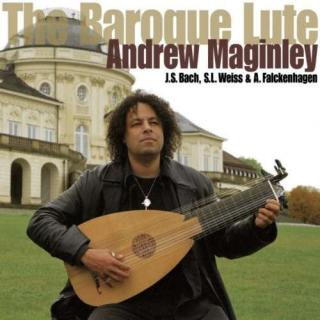 The Baroque Lute - Andrew Maginley (lutt)