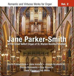 Organ Vol 2 - Jane Parker-Smith