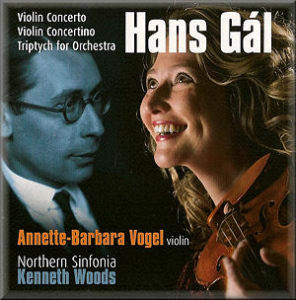 Gal Violin Concerto <span>-</span> Vogel and Woods